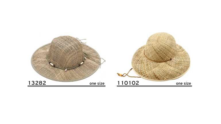 Ψάθινα καπέλα